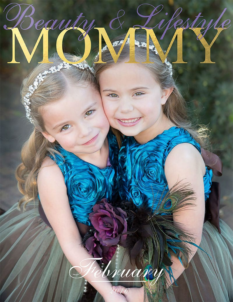 featured photographer Beauty and Lifestyle Mommy magazine